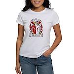 Wadwicz Family Crest Women's T-Shirt
