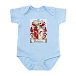 Wadwicz Family Crest Infant Creeper