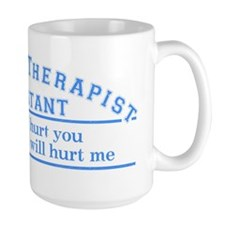 This will hurt - PTA Coffee Mug