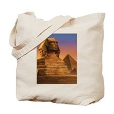 Cute Sphinx Tote Bag