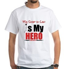 Lung Cancer Hero (Sister-in-Law) Shirt