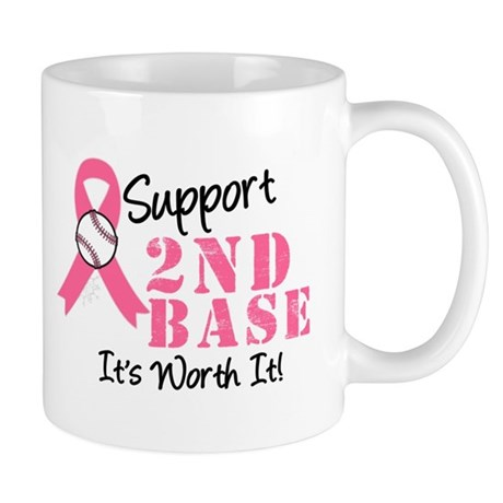 Support 2nd Base Mug