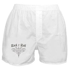 Rock n Roll Stripe Boxer Shorts