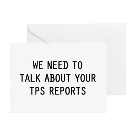 Office space tps reports cover sheet