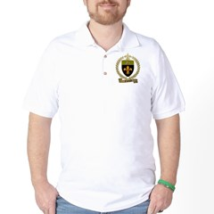 THIBAULT Family Crest Golf Shirt