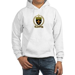 THIBAULT Family Crest Hooded Sweatshirt