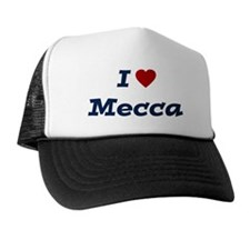I HEART MECCA Trucker Hat