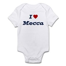 I HEART MECCA Infant Bodysuit