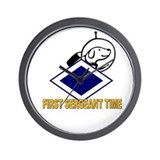 Cute Cadets Wall Clock