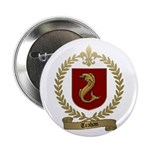 TRAHAN Family Crest Button