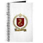 TRAHAN Family Crest Journal