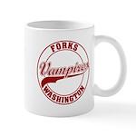 Vampires Forks, WA Mug