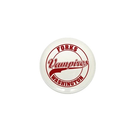 Vampires Forks, WA Mini Button (10 pack)