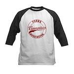 Vampires Forks, WA Kids Baseball Jersey
