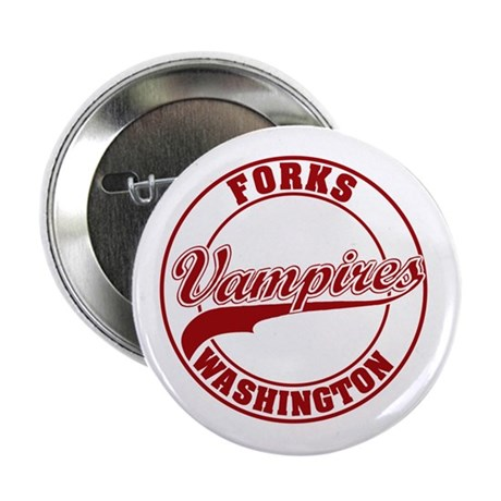 "Vampires Forks, WA 2.25"" Button (10 pack)"