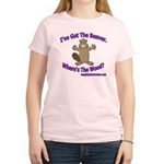 I've Got The Beaver Women's Light T-Shirt