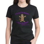 I've Got The Beaver Women's Dark T-Shirt