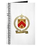 VINCENT Family Crest Journal