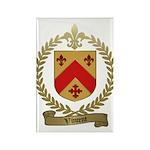 VINCENT Family Crest Rectangle Magnet