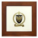 DAIGRE Family Crest Framed Tile