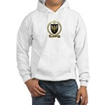 DAIGRE Family Crest Hooded Sweatshirt