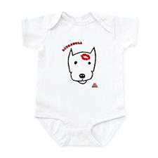 Kissabull Infant Bodysuit