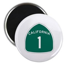 "State Route 1, California 2.25"" Magnet (100 pack)"