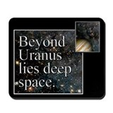 Beyond Uranus Mousepad