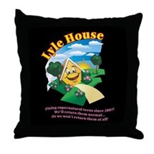 """Lyle House"" Pillow"