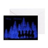 Western Christmas Greeting Cards (Pk of 10)