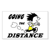 Zack Going The Distance Decal