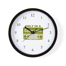 Commando Wall Clock
