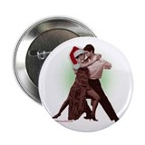 "Christmas Tango 2.25"" Button (10 pack)"