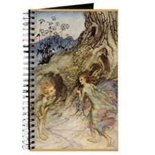 """Midsummer Night's Dream"" Journal"