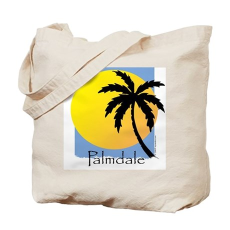 Palmdale Tote Bag