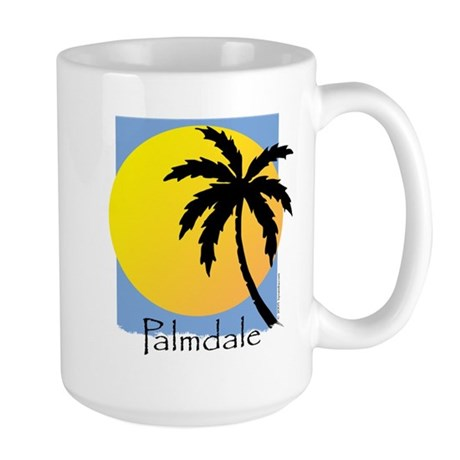 Palmdale Large Mug