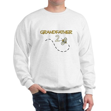 Grandfather to Be (Bee) Sweatshirt