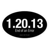 End of an Error Reversed Decal