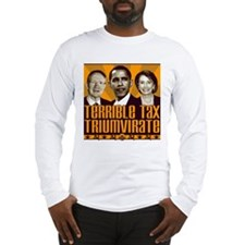Tax Triumvirate Long Sleeve T-Shirt