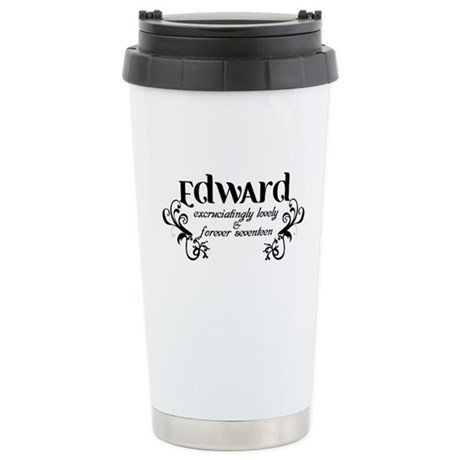 Twilight Edward Lovely Ceramic Travel Mug