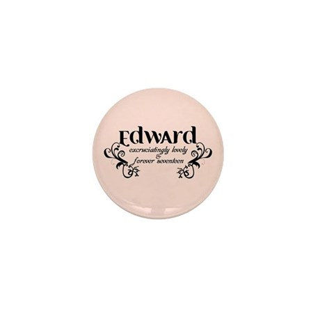 Twilight Edward Lovely Mini Button (10 pack)