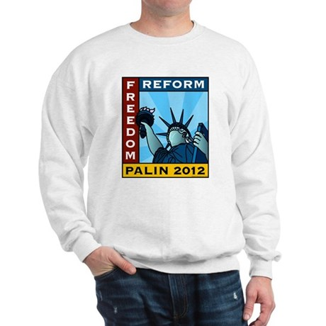 Palin 2012 Liberty Sweatshirt