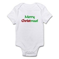Christ in Christmas Infant Bodysuit