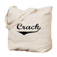 Crack Tote Bag
