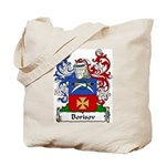 Borisov Family Crest Tote Bag