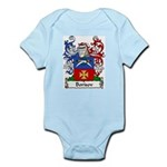 Borisov Family Crest Infant Creeper