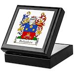 Bulgakov Family Crest Keepsake Box