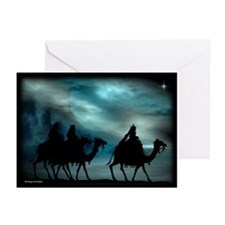 Christmas Wisemen Greeting Cards (Pk of 10)