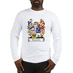 Buturlin Family Crest Long Sleeve T-Shirt