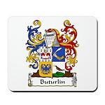 Buturlin Family Crest Mousepad